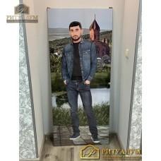 Фотокерамика большого размера 160х70 — ritualum.ru