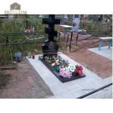 Памятник крест 330