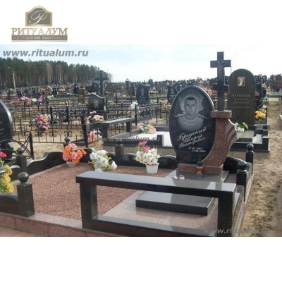 Мемориальный комплекс 082 — ritualum.ru