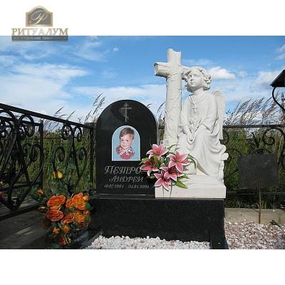 Детский памятник 01 — ritualum.ru