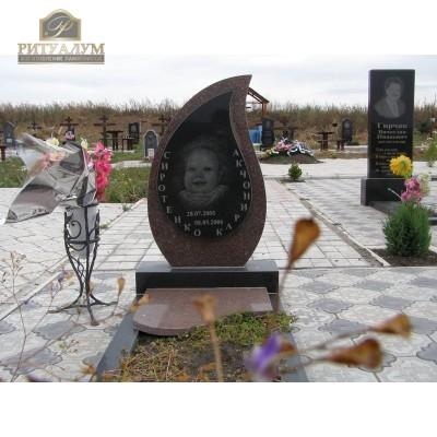Детский памятник  38 — ritualum.ru