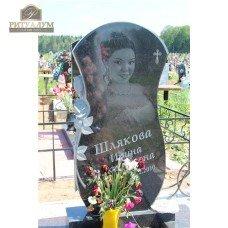 Памятник из гранита 346 — ritualum.ru