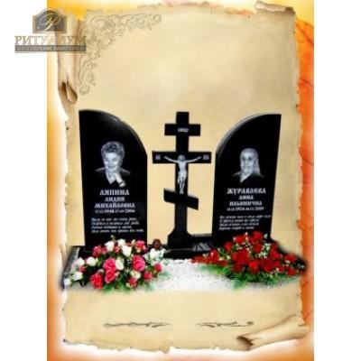 Памятник из гранита 144 — ritualum.ru