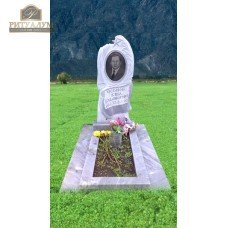Памятник из мрамора - Звезда   PM0030