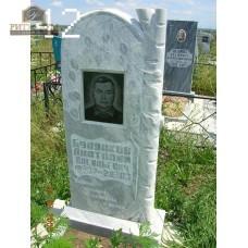 Памятник из мрамора стандарт 42