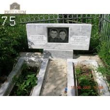 Памятник из мрамора 75