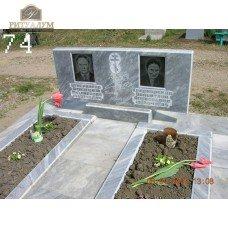 Памятник из мрамора 74