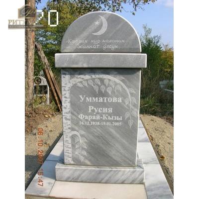 Памятник из мрамора - Малыш20 — ritualum.ru