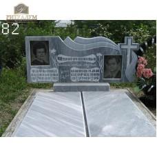 Памятник из мрамора 82