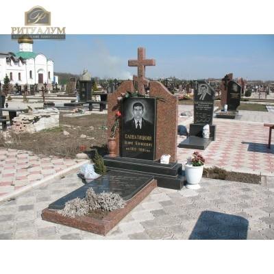Памятник комбинированный 05