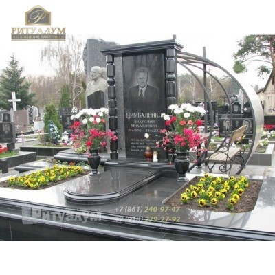 Элитный памятник 216 — ritualum.ru