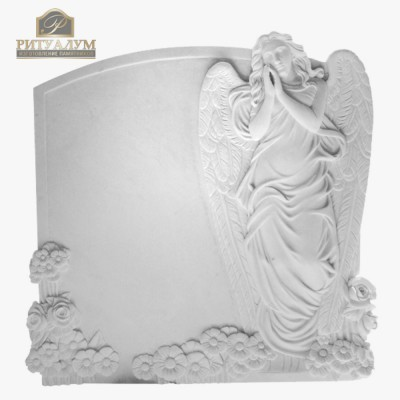 Скульптура ангела из мрамора №101