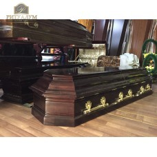 Гроб двухкрышечный Элит
