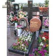 Креативный памятник 22 Сердце — ritualum.ru