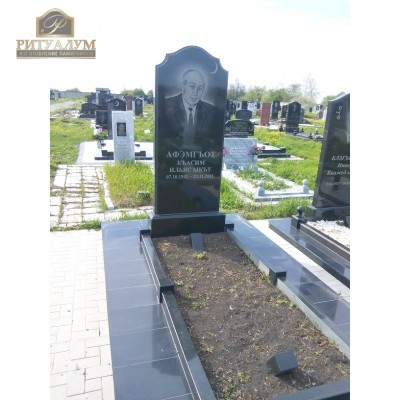 Мусульманский памятник 14 — ritualum.ru