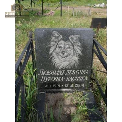 Памятник для животного 6