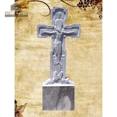 Резной памятник №5 — ritualum.ru
