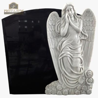 Скульптура ангела из мрамора №113