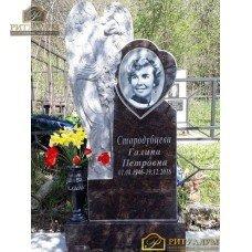 Памятник из гранита 354 — ritualum.ru