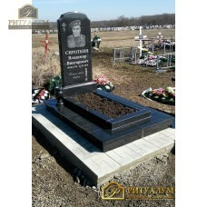 Памятник из гранита 364 — ritualum.ru